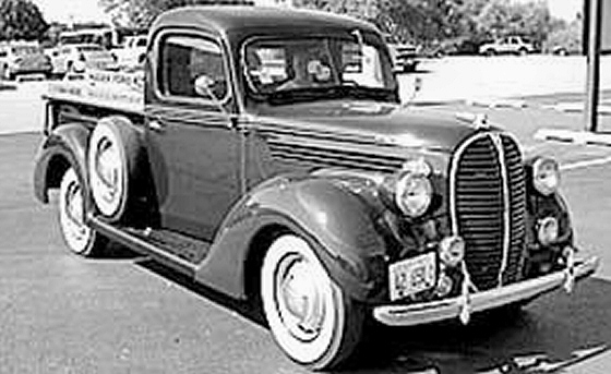 Photo of  1938 Ford Pickup Truck Restored