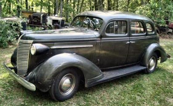 1938 nash lafayette 4 dr sedan. Black Bedroom Furniture Sets. Home Design Ideas