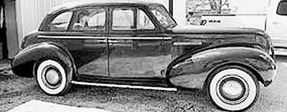 Photo of 1939 BUICK 4DR SEDAN WITH NEW PAINT