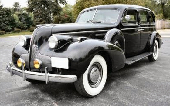 Photo of 1939 Buick Roadmaster 90 Series Limited 4 DR Sedan