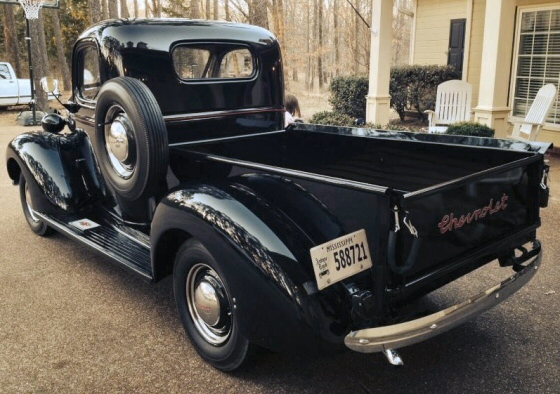 Photo of  1939 Chevy 1 Ton Pickup