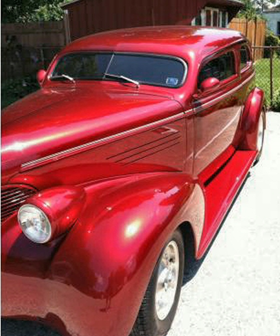 Photo of  1939 Chevy 2DR Sedan All Steel Chopped Street Rod