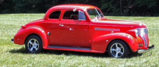 Photo of 1939 CHEVY COUPE ALL STEEL STREET ROD