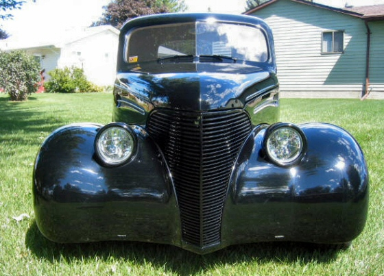 Photo of 1939 Chevy Coupe Street Rod Multi Award Winner