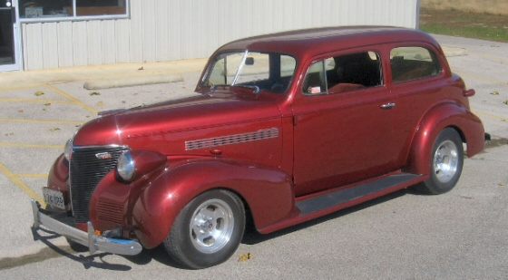 Photo of 1939 CHEVY DELUXE 2 DR SEDAN STREET ROD
