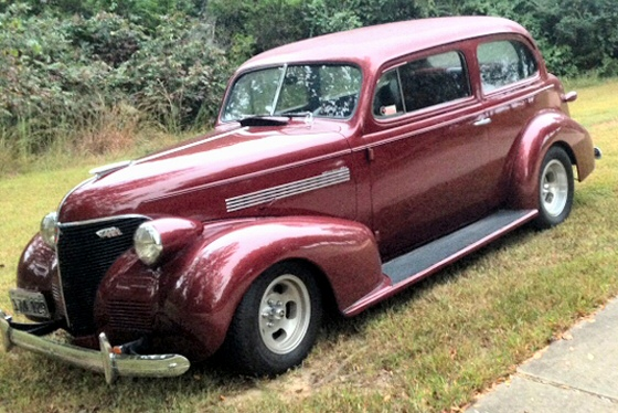 Photo of 1939 Chevy Master 2DR Sedan Street Rod With Tremec 5 Speed