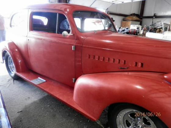 Photo of 1939 Chevy Master Deluxe 2 Door Sedan Street Rod