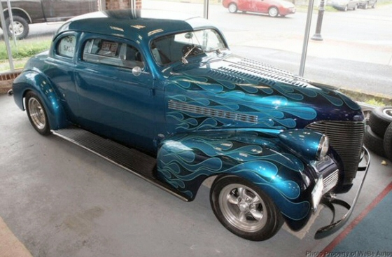 Photo of 1939 Chevy Master Deluxe Hot Rod
