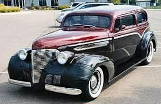 Photo of 1939 Chevy Master Deluxe All Steel Chopped Street Rod