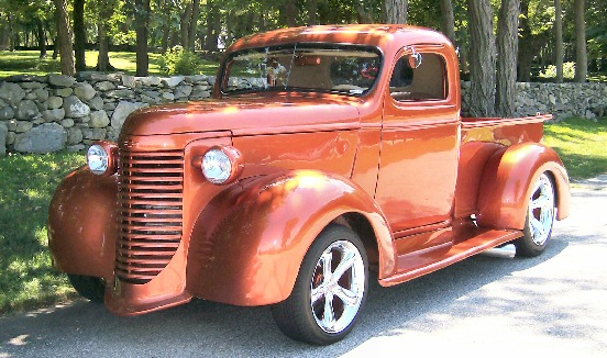 1939 Chevy Hot Rod Pickup Truck