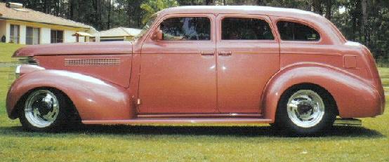 1939 ford duece autos post for 1939 chevy 4 door sedan