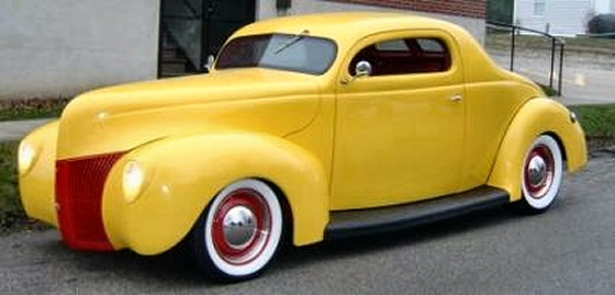 Photo of 1939 Ford Rare 3 Window Coupe Street Rod