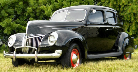 Photo of 1939 Ford 4DR Sedan