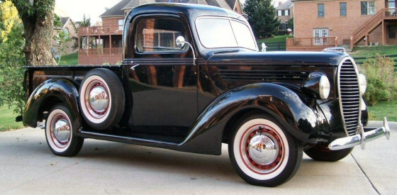 1939 Ford Pickup Original