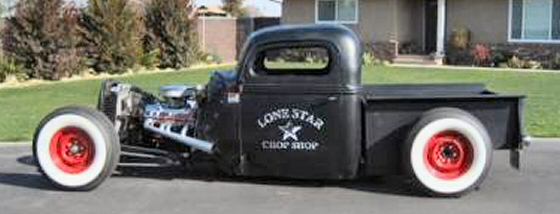 Photo of 1939 FORD PICKUP RAT ROD