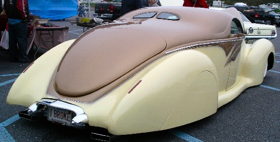 1939 Lincoln Zephyr Street Rod