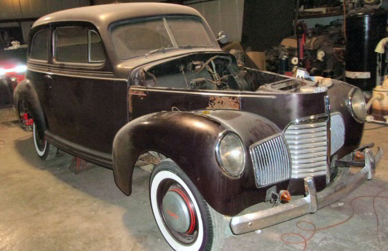 Photo of  1939 Studebaker Champion 2DR Sedan With Rebuilt Engine