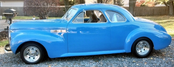 Photo of 1940 Buick Super 2 DR Street Rod