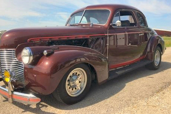 Photo of 1940 CHEVY ALL STEEL COUPE STREET ROD