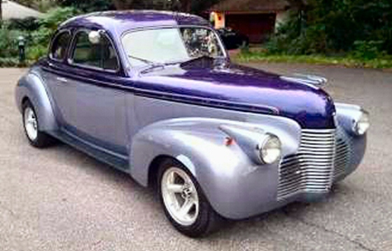 Photo of 1940 CHEVROLET MASTER COUPE STREET ROD