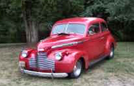 Photo of 1940 Chevy  Street rod
