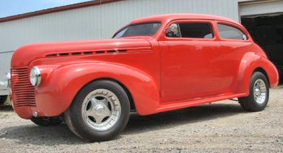 Photo of 1940 CHEVY TUDOR  Street Rod