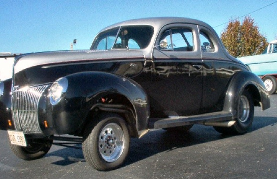 1940 Ford Business Coupe Street Rod
