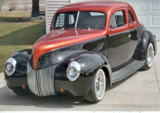 Street Rod Projects For Sale http://americandreamcars.com