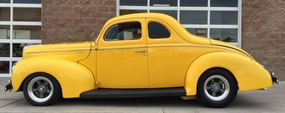 Photo of 1940 FORD COUPE STREET ROD