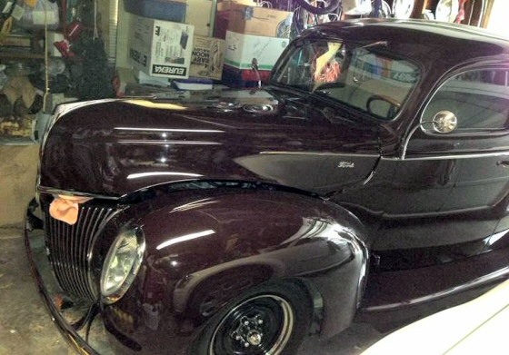 Photo of 1940 Ford Custom 2 Door Coupe Street Rod