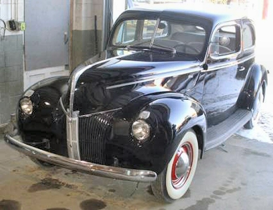 Photo of 1940 FORD TUDOR