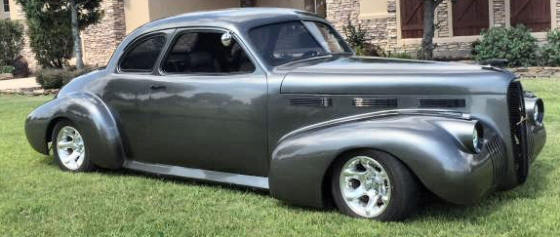 Photo of 1940 LaSalle Special Series 52 Coupe Street Rod