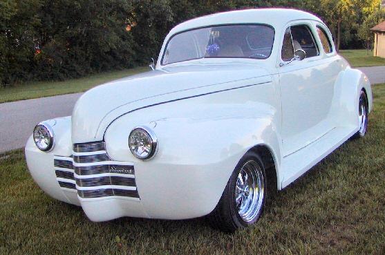 1940 oldsmobile 2 door coupe for 1940 oldsmobile 4 door sedan