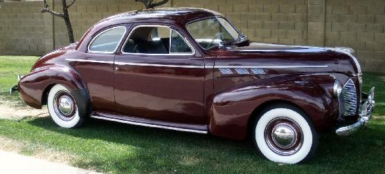 Image result for 1940 Pontiac image