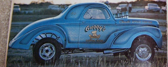 Photo of 1940 Willys Gasser Coupe
