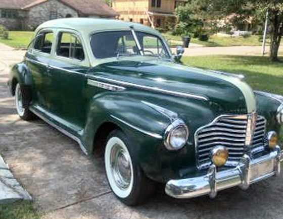 Photo of 1941 Buick 8 Special 4DR Sedan With Low Mileage