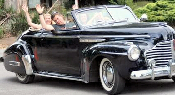 Photo of 1941 Buick  Roadmaster Super 8 Convertible