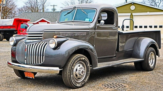 Photo of 1941 Chevy 1 Ton Dually Pick Up Truck Street Rod