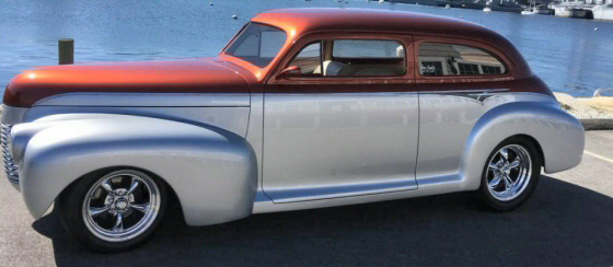 Photo of 1941 CHEVY PRO TOURING STREET ROD