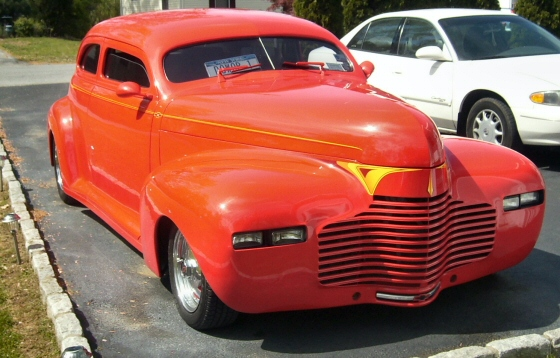 Photo of 1941 CHEVY CHOPPED STREET ROD