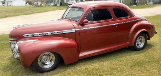 Photo of 1941 Chevy Coupe Street Rod