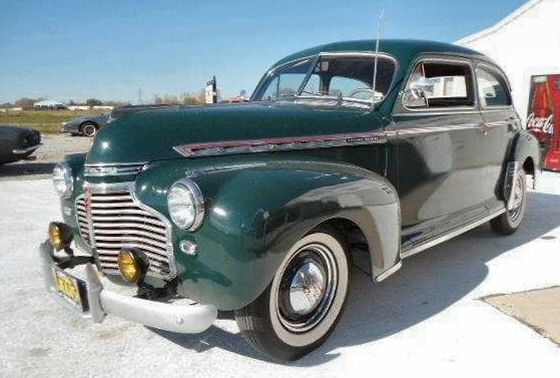 Photo of 1941 Chevrolet Special Deluxe Coupe