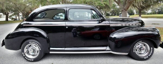 1941 chevrolet special deluxe 2 dr sedan street rod for 1941 chevrolet 2 door sedan