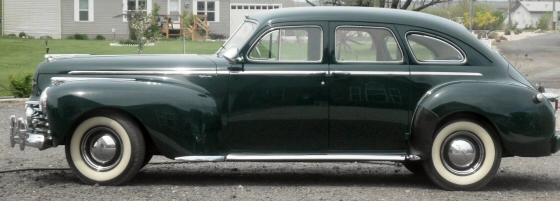 Photo of 1941 CHRYSLER NEW YORKER HIGHLANDER