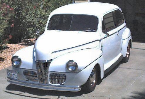 1941 ford 2 door sedan delux street rod for 1941 ford 2 door sedan