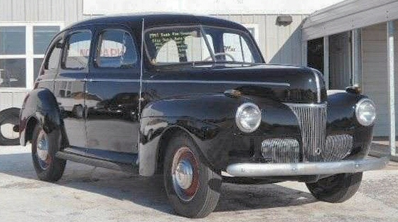 1941 ford 4 door sedan great driver