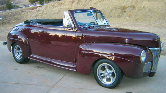 Photo of 1941 FORD CONVERTIBLE 