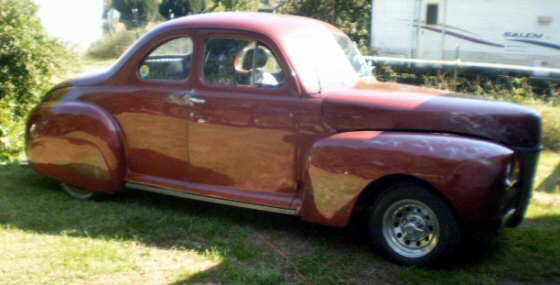 Photo of 1941 Ford Coupe Street Rod