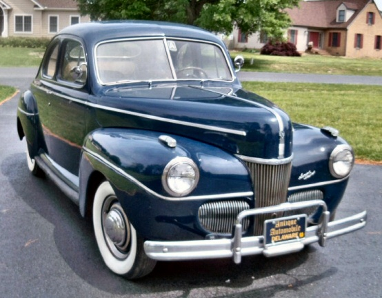 1941 ford opera coupe deluxe. Black Bedroom Furniture Sets. Home Design Ideas