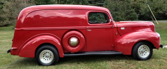 Photo of 1941 Ford Panel Delivery Truck Street Rod